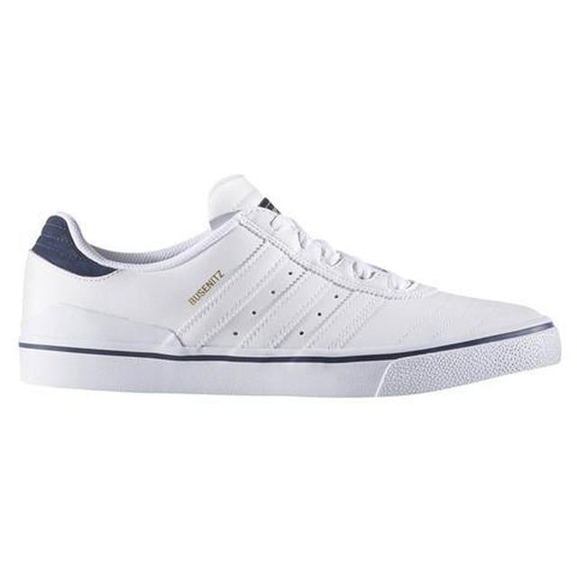 Adidas Busenitz Vulc ADV Skate Future White/ Collegiate Navy