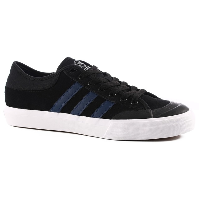 Matchcourt Skate - Core Black/ Mystery Blue/ Running White