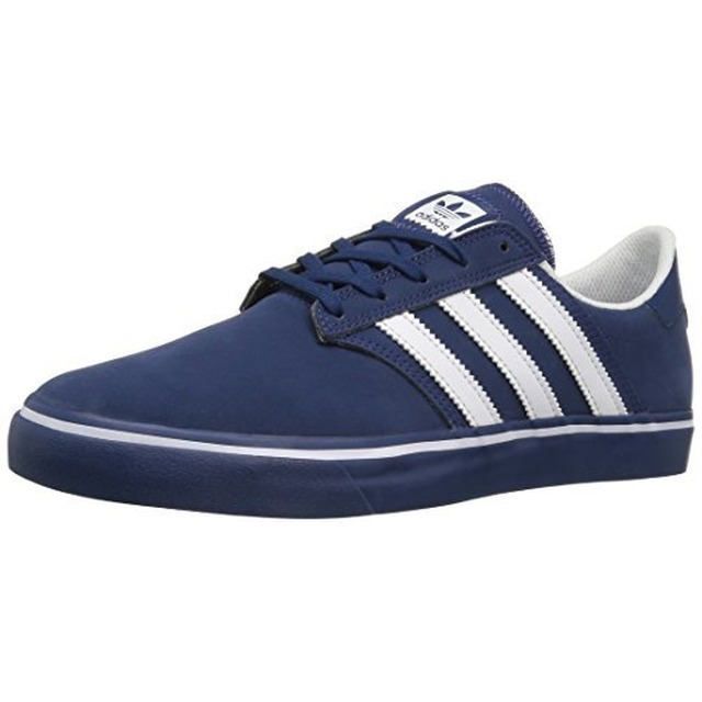 Adidas Seeley Premier Mystery Blue/ Future White/ Mystery Blue