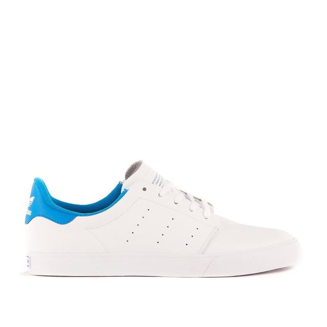 Adidas Seely Court Future White/ Core Black/ Pool Blue