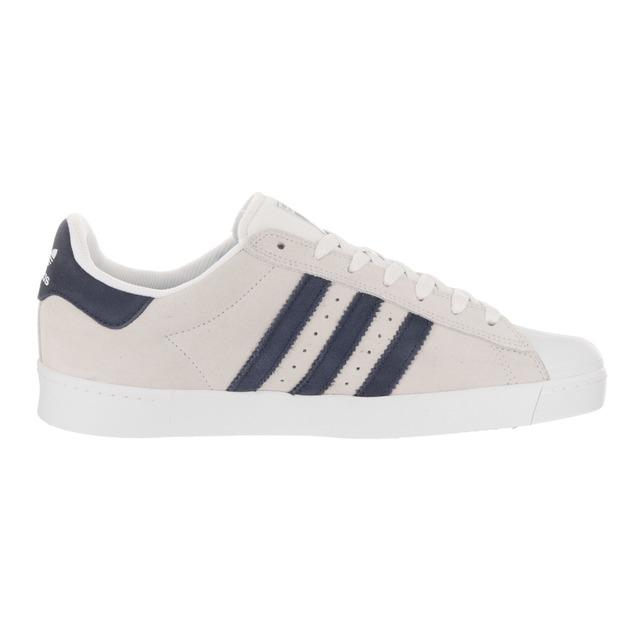 Adidas Superstar Vulc ADV Crystal White/ Collegiate Navy/ Future White