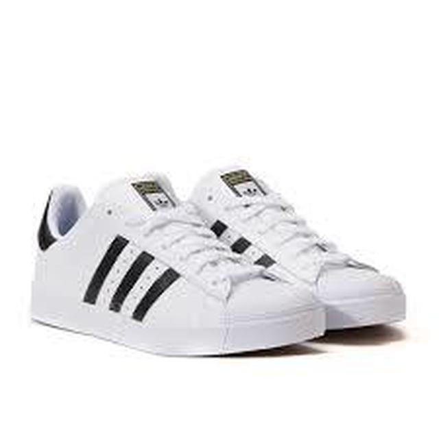 Adidas Superstar Vulc ADV White/Black/White