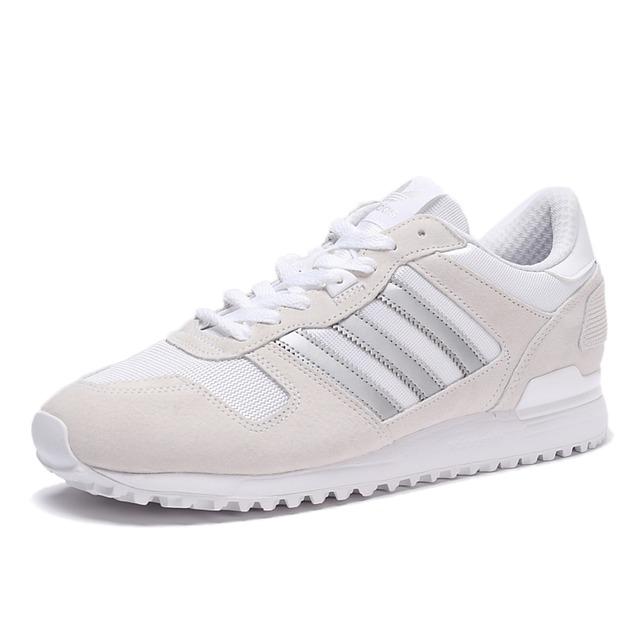 Adidas ZX 700 Future White/ Metallic Silver