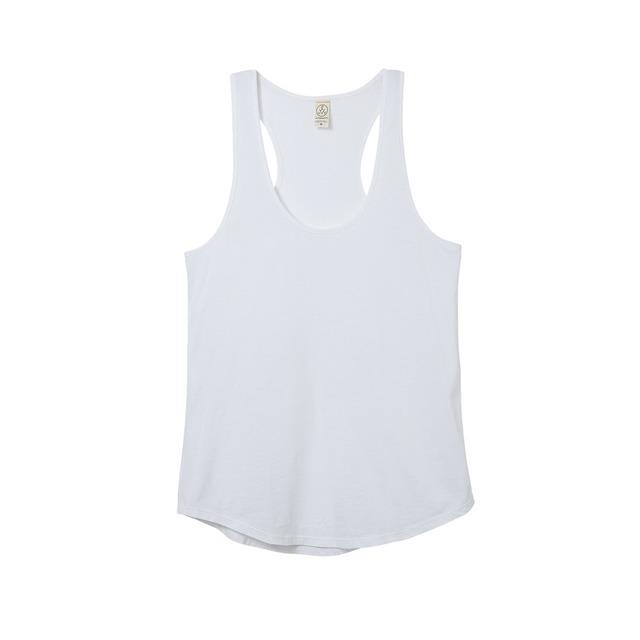 Alternative Apparel Shirttail White