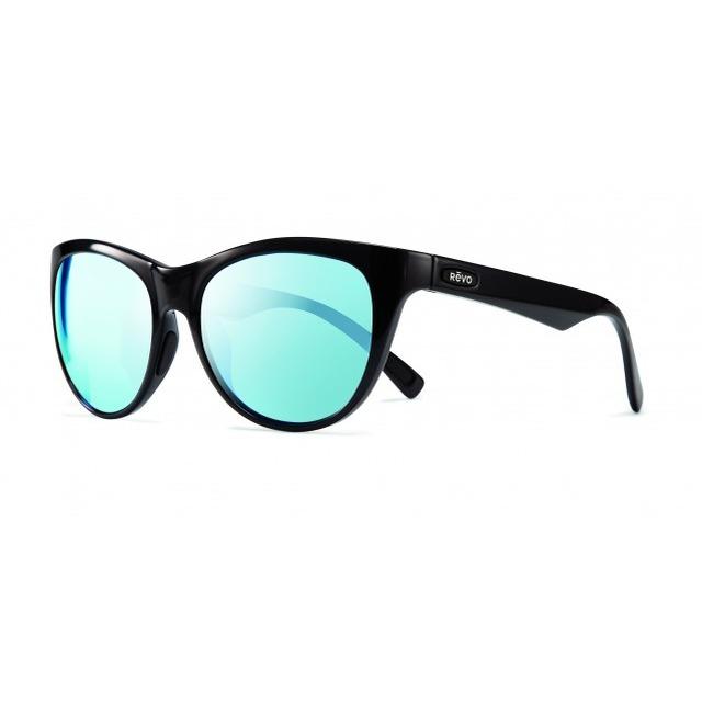Revo Barclay Black- Blue Water Lens