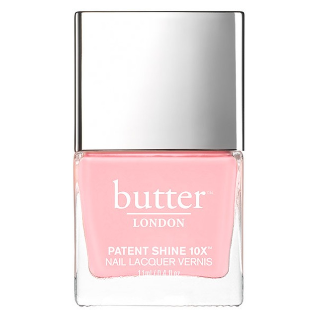 Butter London Patent Shine 10X Pink Knickers