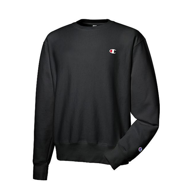 Champion M Fleece Black