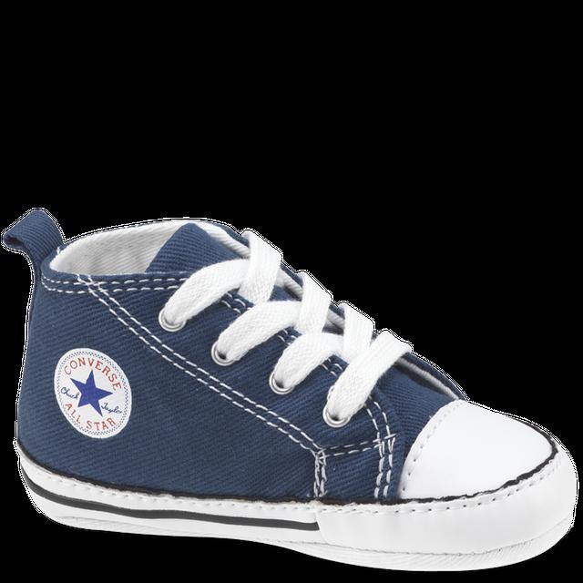 Converse First Star Navy