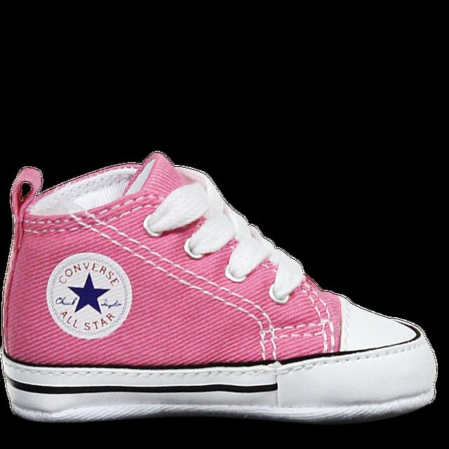 Converse First Star Pink