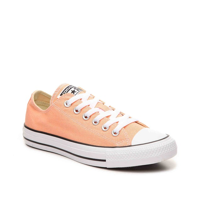 Converse Womens Chuck Taylor All Star Low Sunset Glow