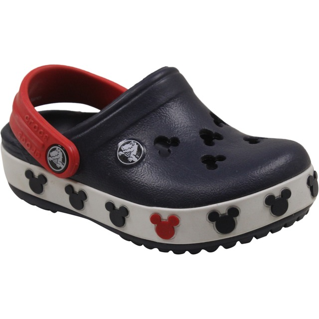 Crocs Crocband Mickey II Navy/Red