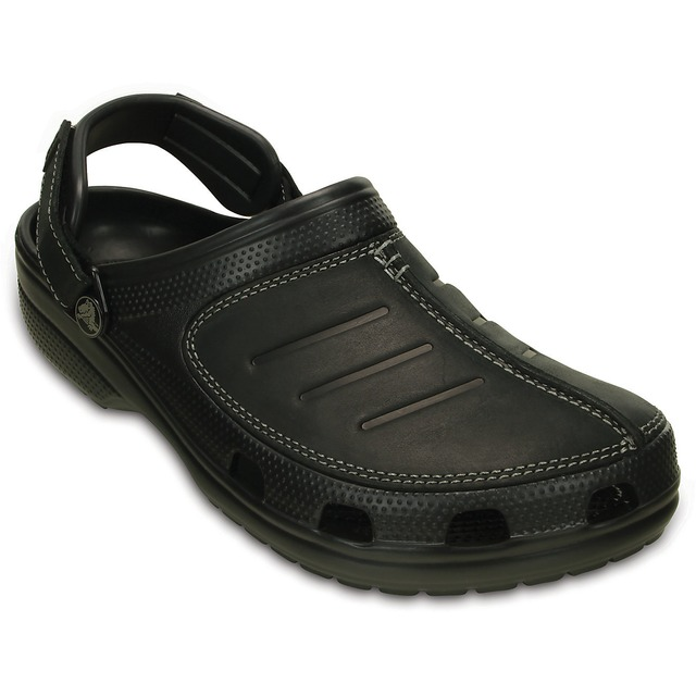 Crocs Yukon Mesa Black/Black