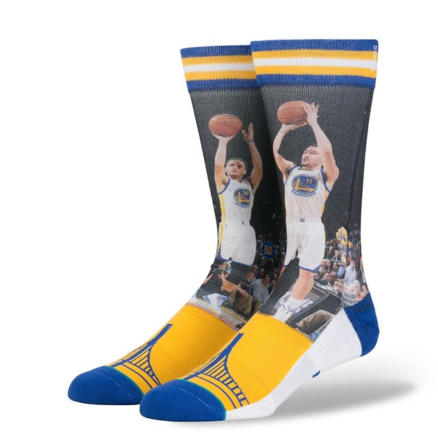 Stance Curry / Thompson Blue