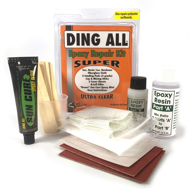 Ding All Epoxy Repair Kit Super