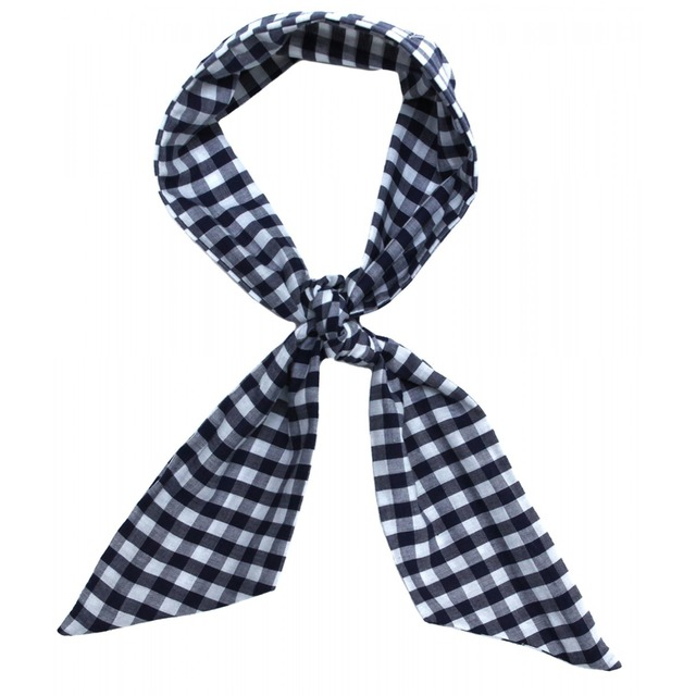 Donni Charm Donni Poppy Navy Gingham