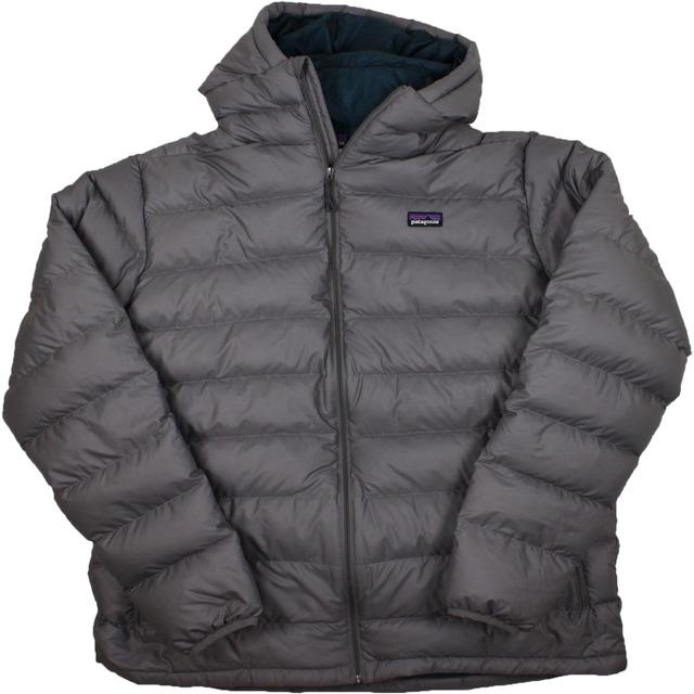 Patagonia Down Sweater Hoody Nickel