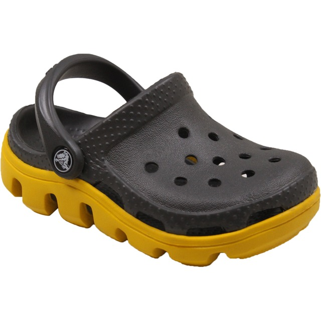 Crocs Duet Sport Graphite/Yellow