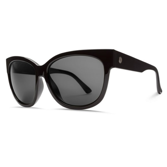 Electric Danger Cat Gloss Black/ OHM Polarized Grey
