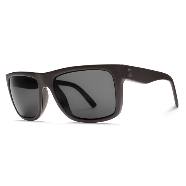 Electric Swingarm S Matte Black/ OHM Polarized Grey