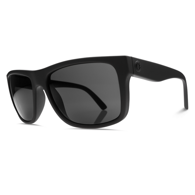 Electric Swingarm Matte Black/ OHM Polarized Grey