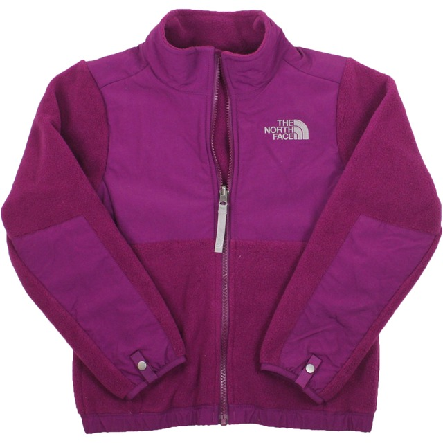 Girls Denali Fleece - Premier Purple/Premier Purple
