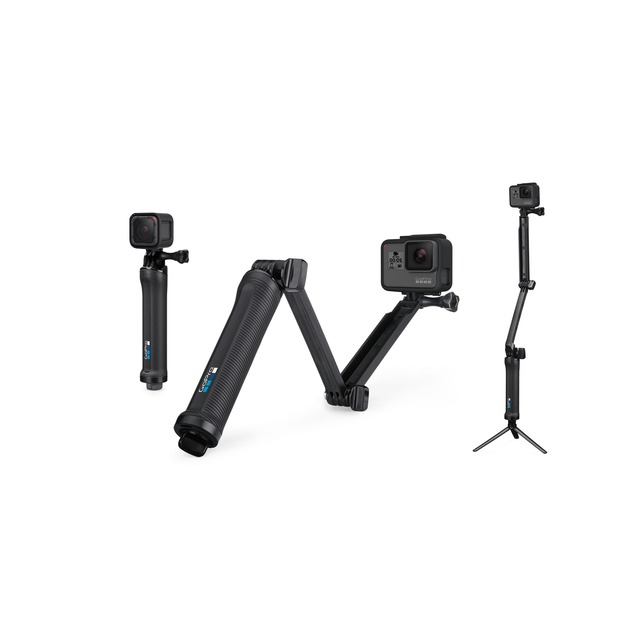 GoPro 3-Way Arm Black
