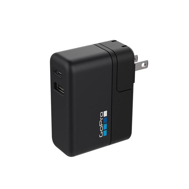 GoPro Supercharger Black