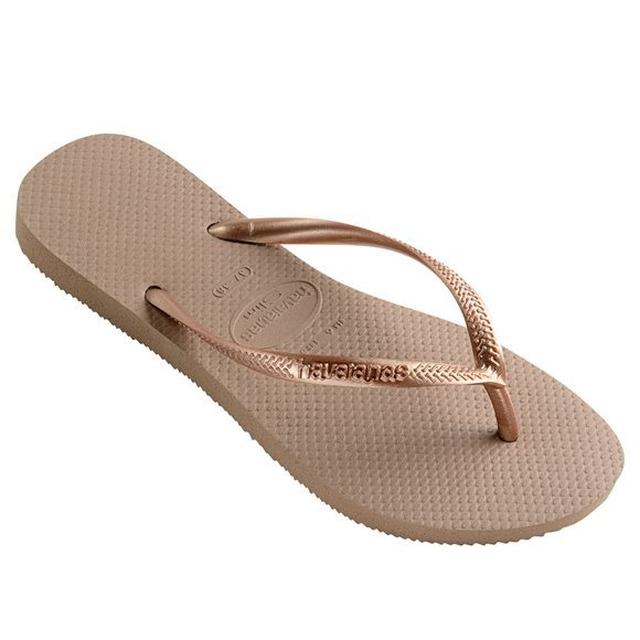 Havaianas Slim Sandal Rose Gold