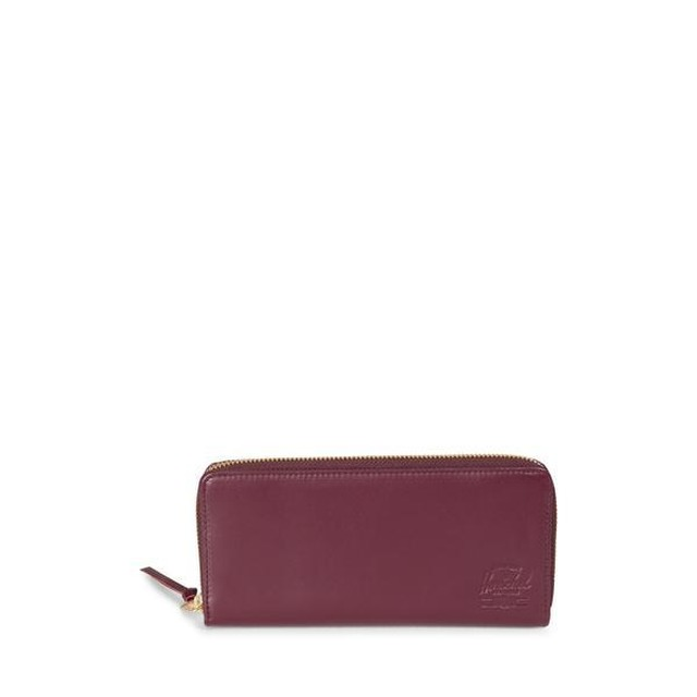 Herschel Avenue B Leather Wine