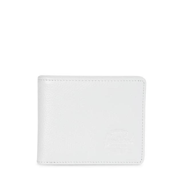 Herschel Hank+ Coin Leather Glacier Grey