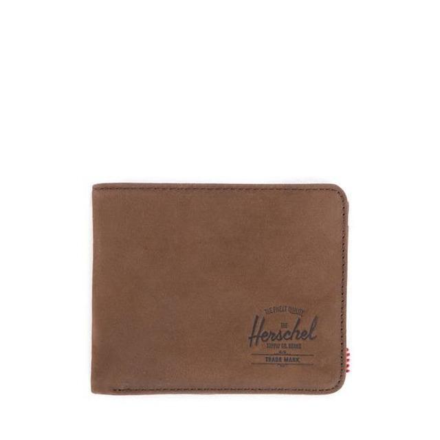 Hank Leather - Nubuck