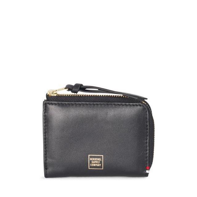 Herschel Lamont+ Leather Napa Black
