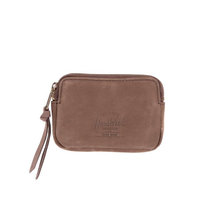 Herschel Oxford+ Leather- Nubuck