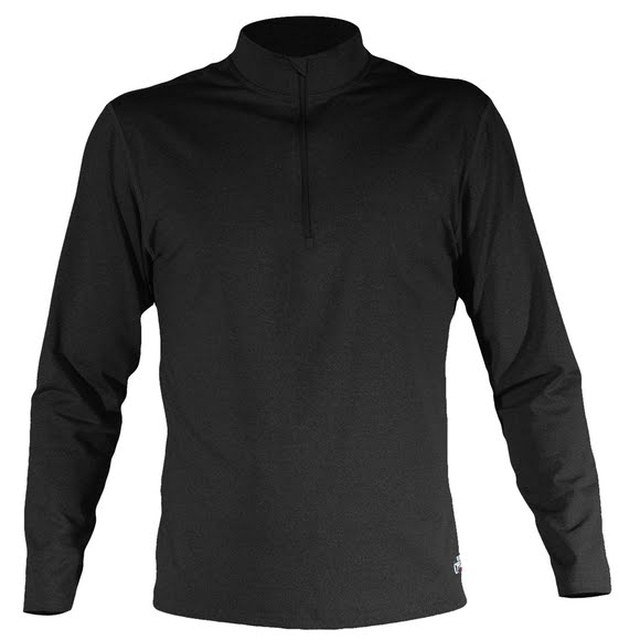 M Micro-Elite Chomis Zip-T - Black