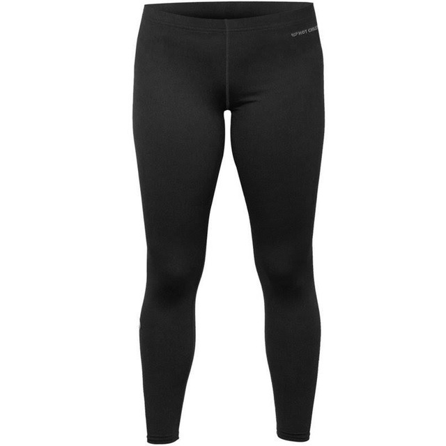 Hot Chillys Micro-Elite Chamois Base Layer Black
