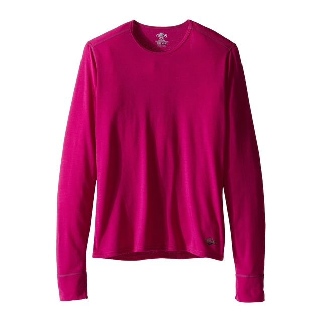 Youth Midweight Crewneck - Candyland Plum