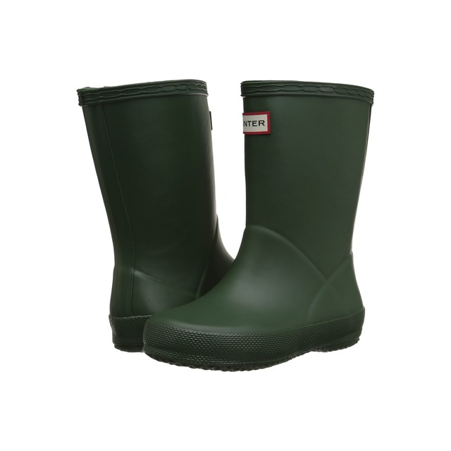 First Classic Rainboot - Hunter Green