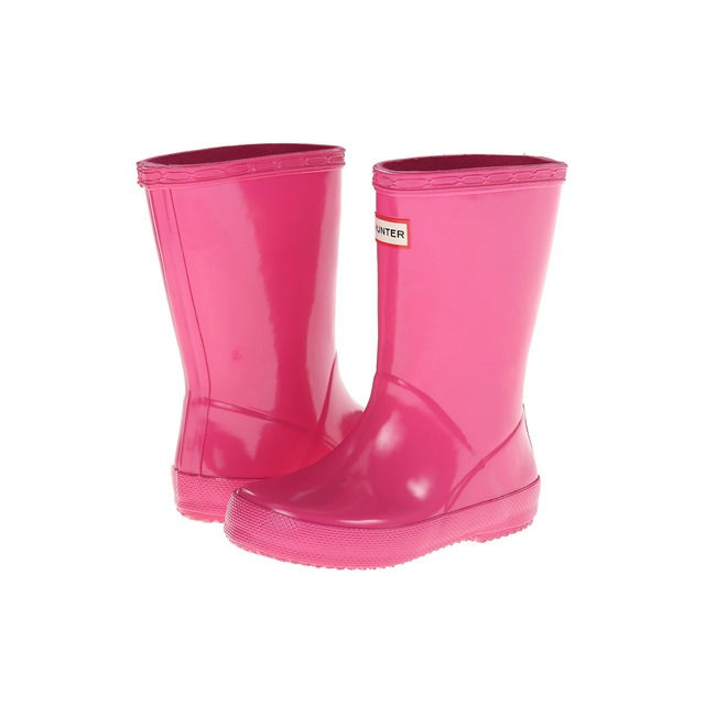 Original First Gloss Rainboot - Fuchsia