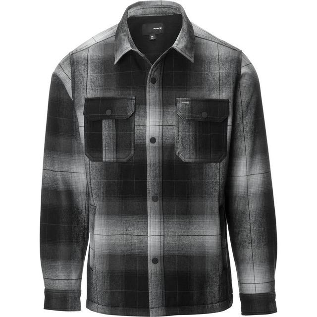Hurley Crawford Jacket Black