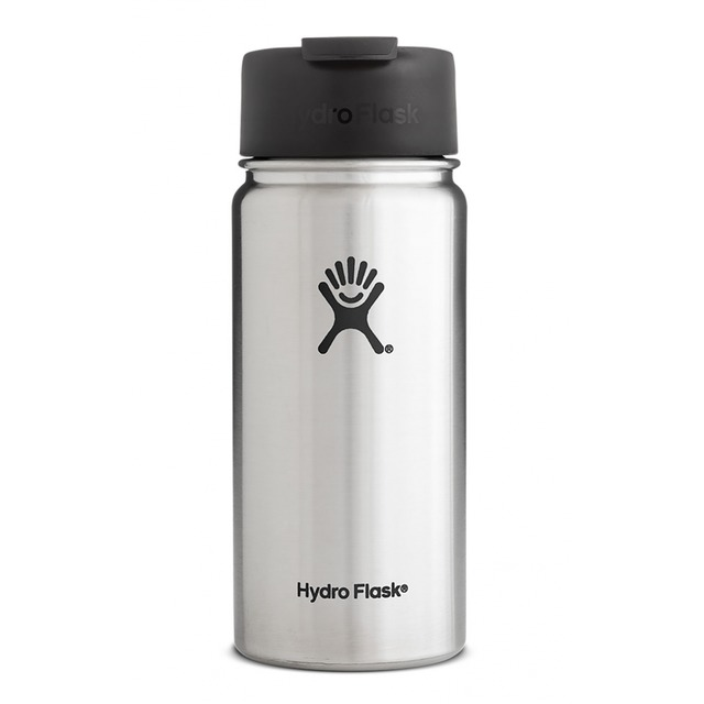 Hydro Flask Wide Mouth Flip Lid Stainless Steel