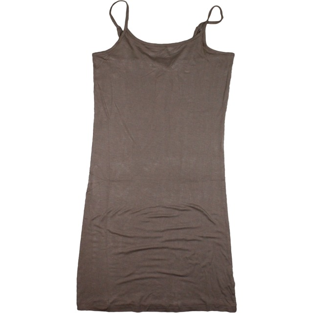 Jersey Tunic - Taupe