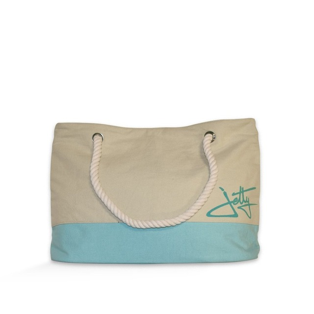 Jetty Life Totes Teal