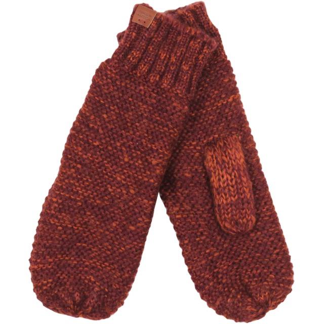 Knit - Burgundy Twist