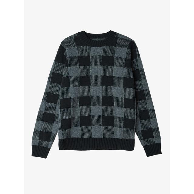 Obey Landon Sweater  Black Multi