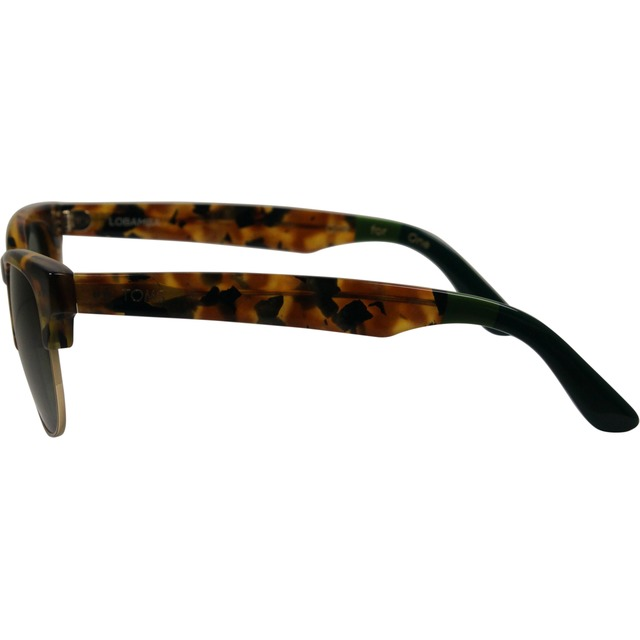 Lobamba - Panama Tortoise/ Olive Green/ Hunter Green