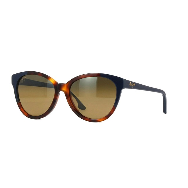 Sunshine - Tortoise w. Navy Blue/ HCL Bronze