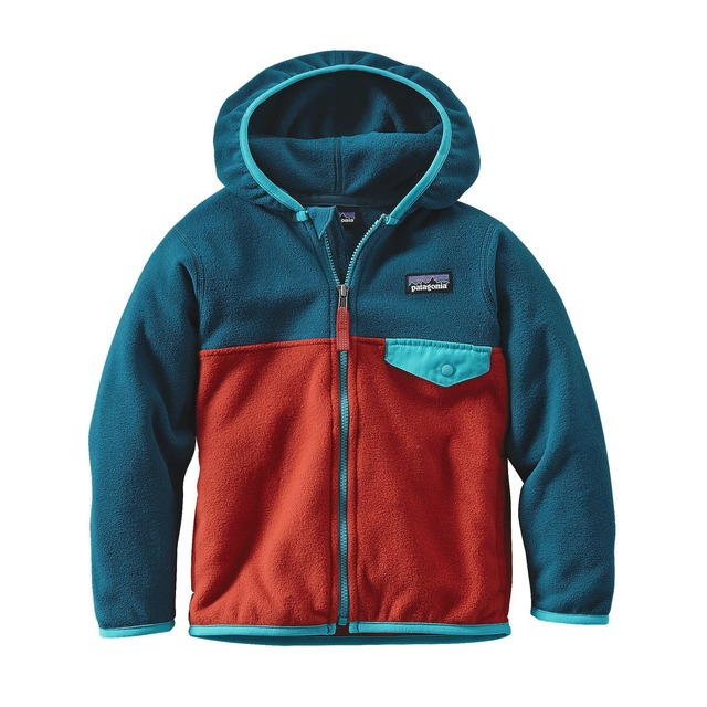 Micro D® Snap-T® Jacket - Ramble Red