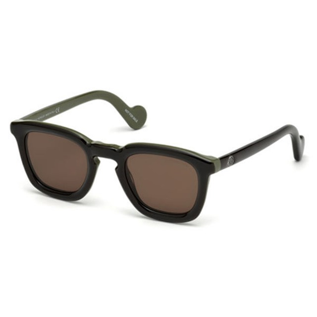 Moncler ML0006 Dark Brown/ Brown