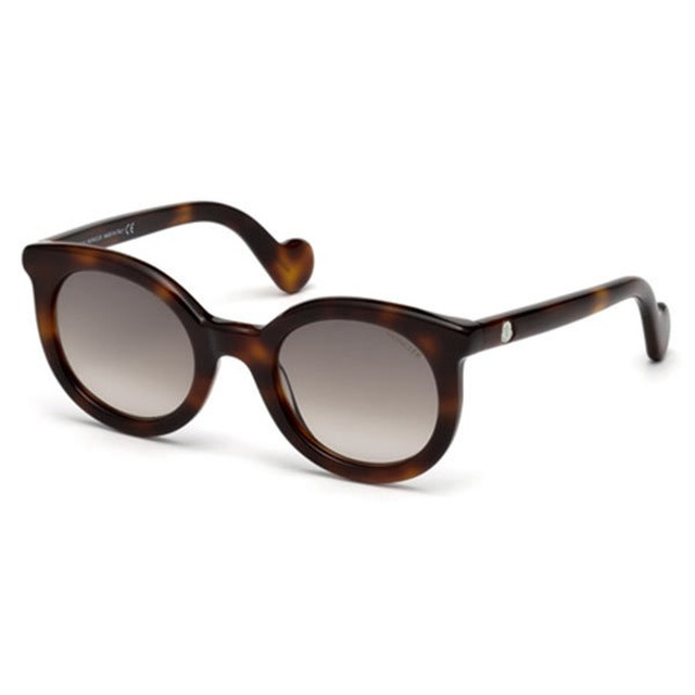 Moncler ML0015 Havana/ Brown Gradient