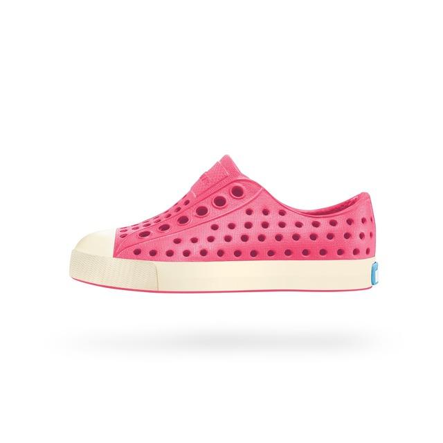 Native Footwear Jefferson G  Hollywood Pink/Bone White